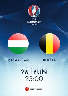 Macarıstan-Belçika