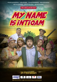 My name is Intiqam